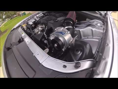 2015 Challenger Scat Pack D1SC ProCharger