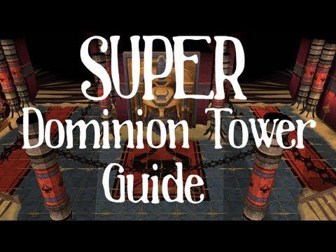 Super Dominion Tower Guide