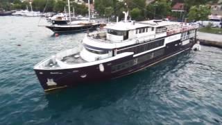 The Primetime Cruise @ İstanbul Boğazı