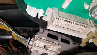 Astra g gösterge ışık değiştirme ve montaj led sipariş için  açıklamayı okuyun