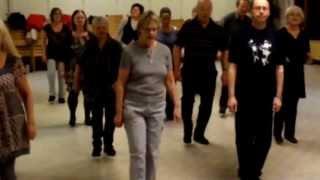 Honky Tonk Stomp Linedance