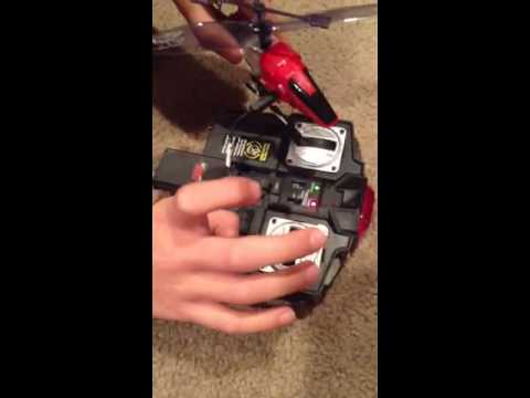 How to charge air hogs helicopter youtube.