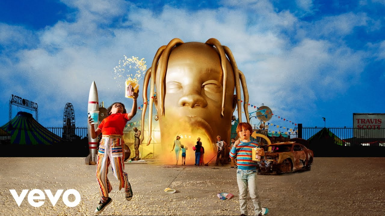 Travis Scott - SICKO MODE (Ft. Drake)