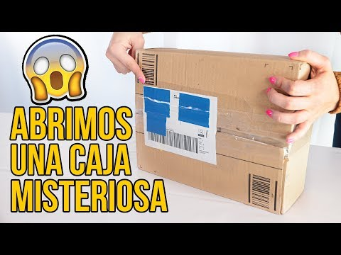 Abriendo Una Caja Misteriosa De 60$ De EBAY - CAJA SORPRESA