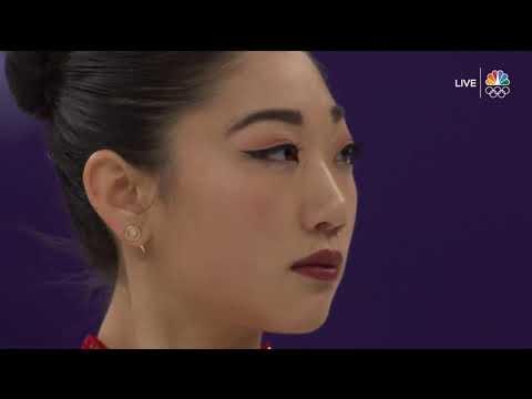 Mirai Nagasu 長洲 未来 (USA) - 2018 PyeongChang, Figure Skating, Team Event, Ladies' Free Skate