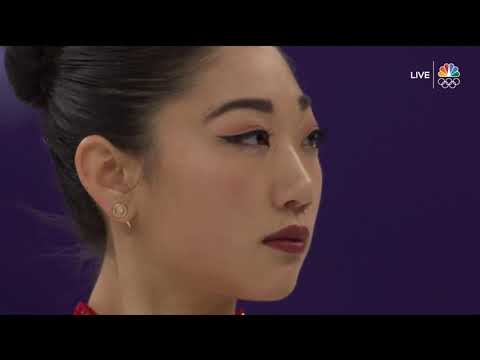 Mirai Nagasu 長洲 未来 (USA) - 2018 PyeongChang, Figure Skating, Team Event, Ladies' Free Skate