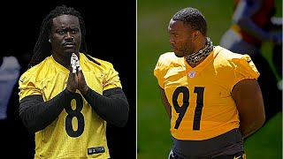 Melvin Ingram Will Be HUGE For The Steelers With Stephon Tuitt Out...