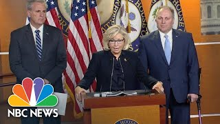 GOP Lawmakers Sound Off On Steve King: He Should Find Other Work | NBC News
