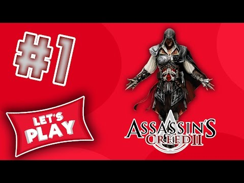 Assassins Creed 2 | Arrivederci | Part 1 | Let's Play
