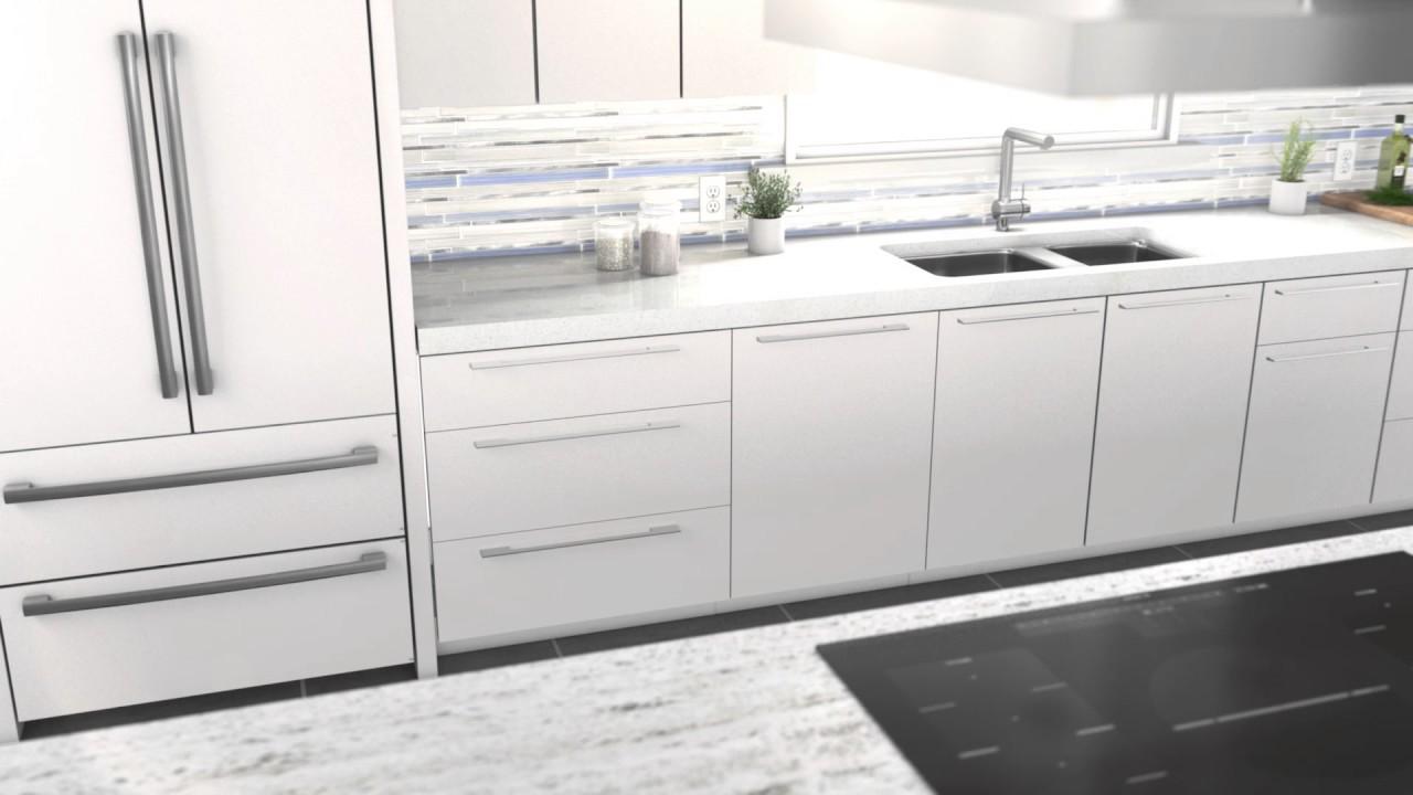 Bosch Dishwasher Custom Panel