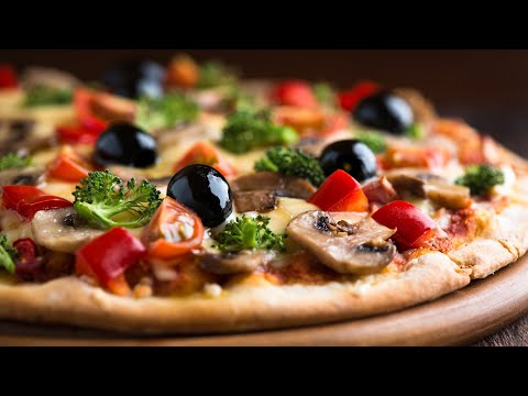 Dominos Pizza   Homemade Pizza  Recipe   Pizza  in just 50 Rupees