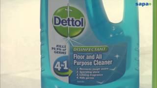 Dettol disinfectant liquid recalled