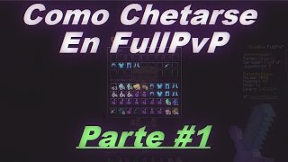 COMO CHETARSE EN FULL PVP (PARTE #1) - MINEBOX SERVER 1.8