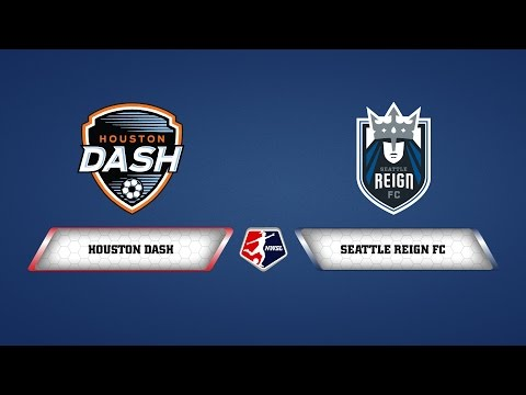 Houston Dash vs. Seattle Reign FC - July 30, 2014