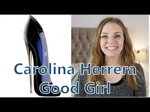 CAROLINA HERRERA GOOD GIRL PERFUME REVIEW | Soki London