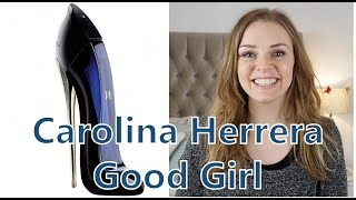 CAROLINA HERRERA GOOD GIRL PERFUME REVIEW | Soki London