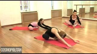 Уроки балета. Занятие 6