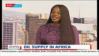 Oil supply in Africa