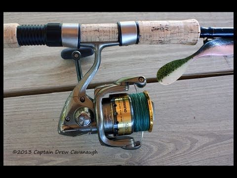 Light Tackle Saltwater Rod And Reel Selection For Flats Fishing