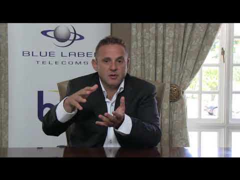 Blue Label Telecoms the future  company Optical Master telecommunications developing countries 2017