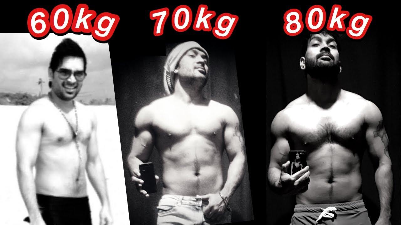 60 kg súlycsökkenés)