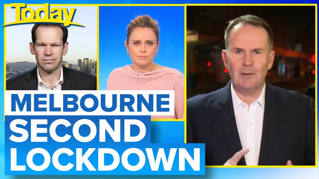 TJ says Victorians' confidence 'completely stripped away' | Today Show Australia