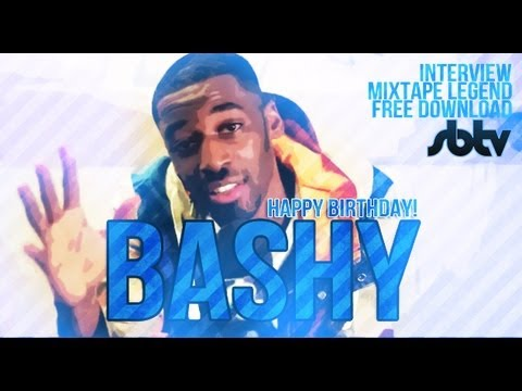 SB.TV - Happy Birthday Bashy! Interview & Mixtape Legend Free Download