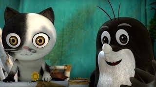 Download Кротик и Панда - все серии сразу - сборник 16-20 -  развивающий мультфильм для детей Mp3 and Videos