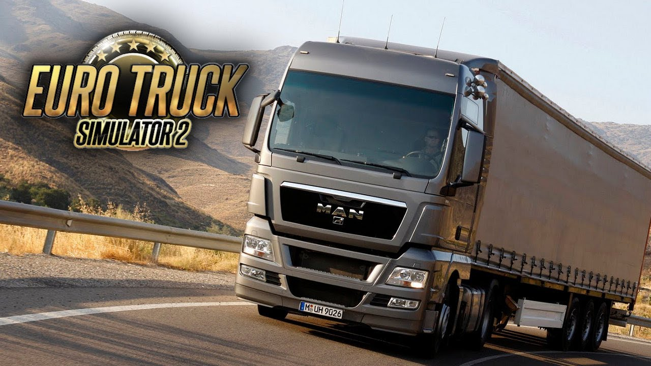 Euro Truck Simulator 2 v12622s Crack And All DLCs