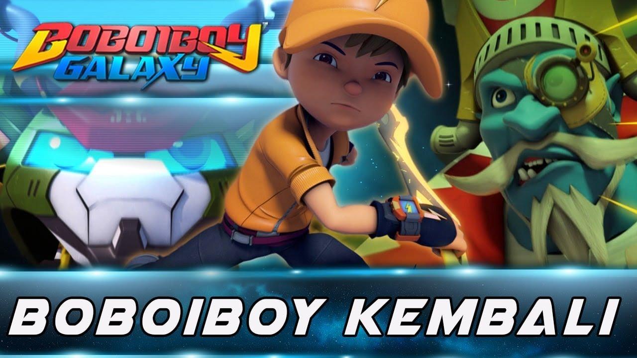 BoBoiBoy Galaxy Part 1