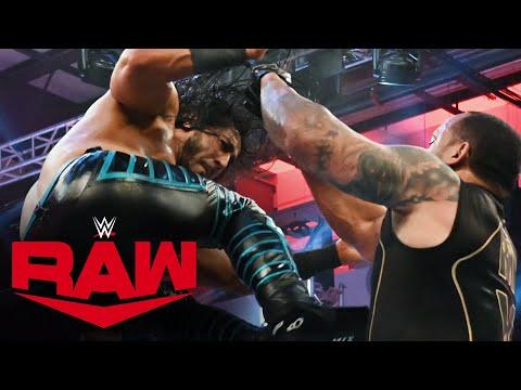 Mustafa Ali, Ricochet & Alexander vs. MVP, Lashley & Benjamin: Raw, July 20, 2020