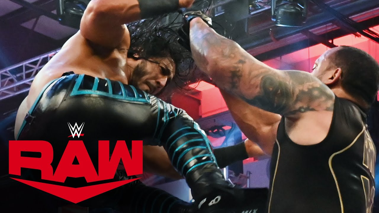 Mustafa Ali, Ricochet & Alexander vs. MVP, Lashley & Benjamin: Raw, July 20, 2020