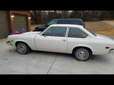 Video 1 Of 2: 1976 Chevy Vega RARE Garage Find With 2,078 Original Miles. Will Be For Sale On EBay.