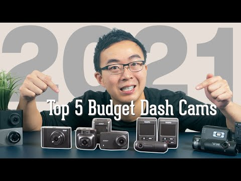Top 5 Budget Dash Cams For 2020 📷 My Best Picks After Tons Of Testing