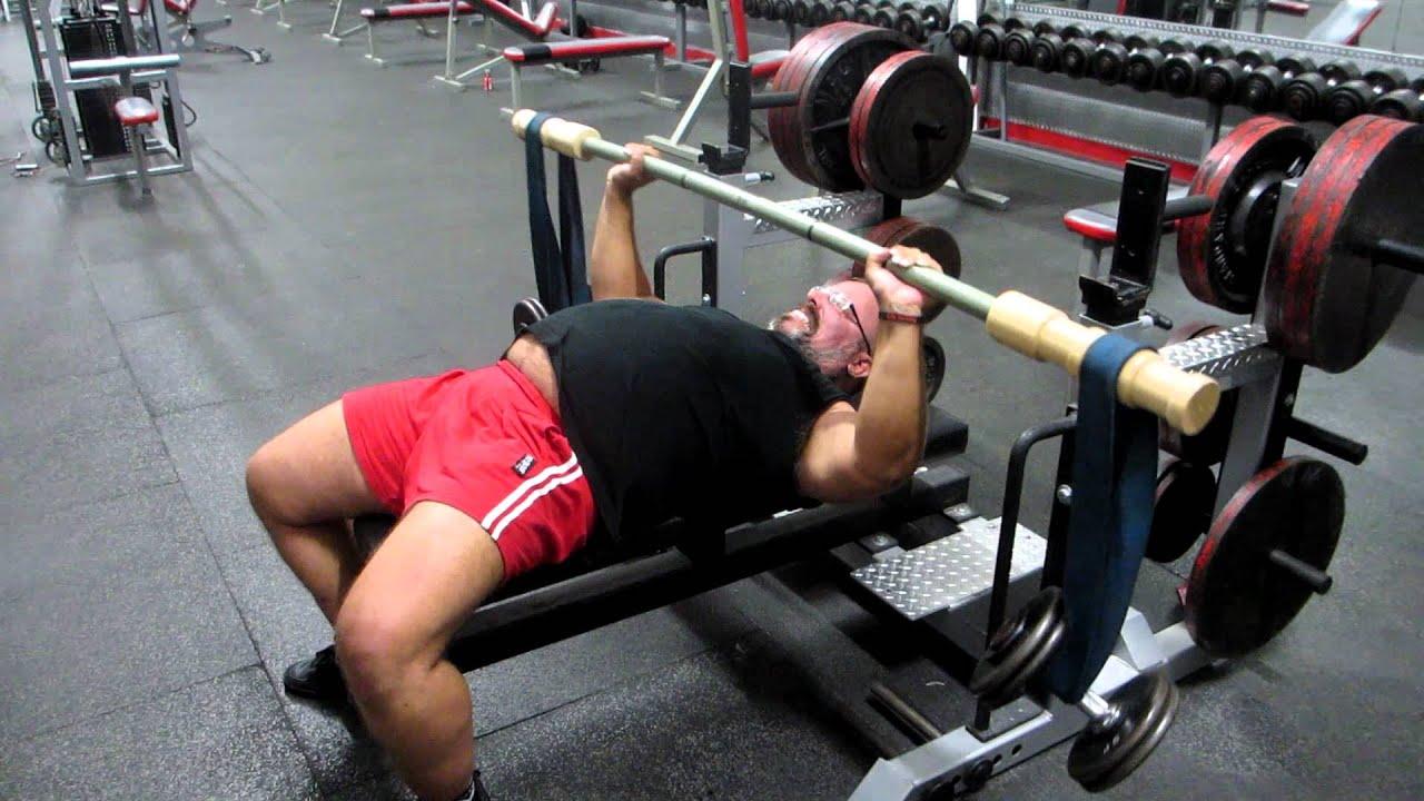 john skelton earthquake bar bench press 90 pounds