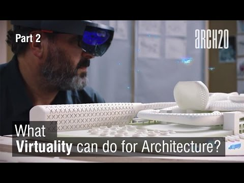 What virtuality means to architecture