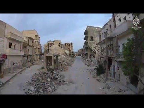 Savaşın yıktığı kent: Halep
