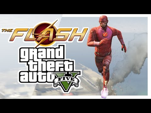 GTA V Mods - The Flash