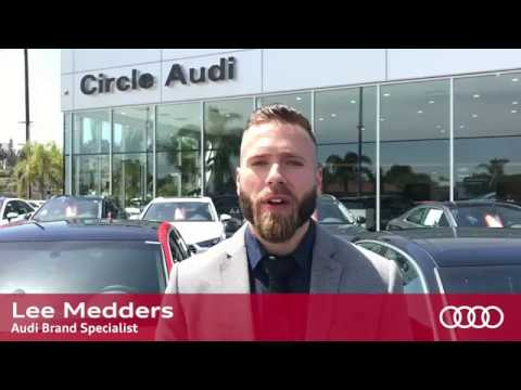 Lee Medders At Circle Audi Long Beach YouTube - Circle audi