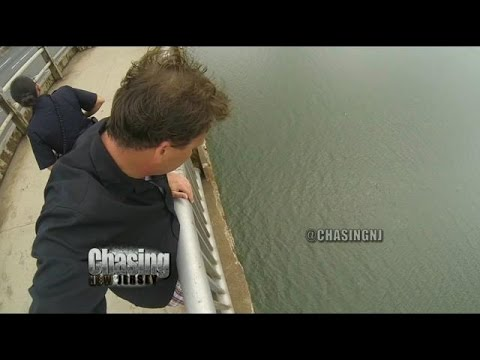 Port Authority Police Discuss Suicide Prevention On NJ Bridges