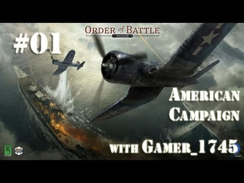 Let's Play Order of Battle: Pacific - O1