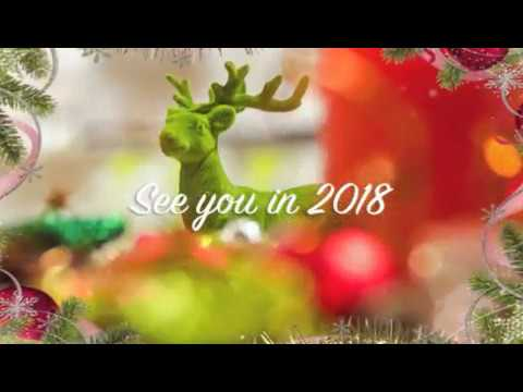 Happy Holidays 2017/2018 from the wifa School of English in Bonn