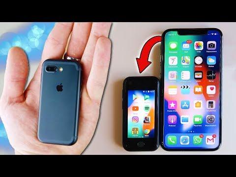 L'iPHONE PIÙ PICCOLO DEL MONDO (Funzionante)