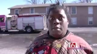 "FUNNY! ""No, No, No, Ain't Gonna Be in No Fire Today"" Michelle Dobyn Oklahoma Tulsa"