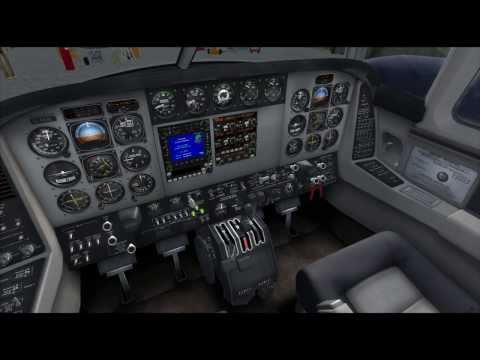 RealAir Beech Duke v2 Tutorial. Switches, Ice and Vfe max!