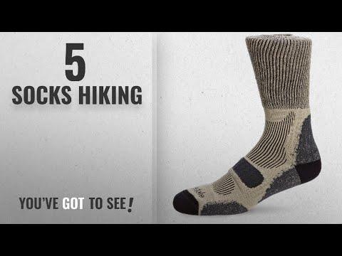 Top 10 Socks Hiking [2018]: Bridgedale CoolFusion Light Hiker Men's Sock