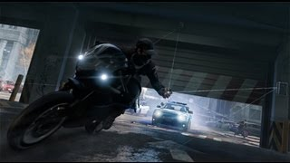 Watch Dogs Part 1 Playthrough  6 Minutes Open World Gameplay 【HD】
