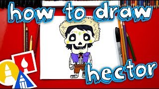 How To Draw Hector From Coco