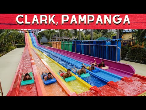 THINGS TO DO AROUND CLARK, PAMPANGA