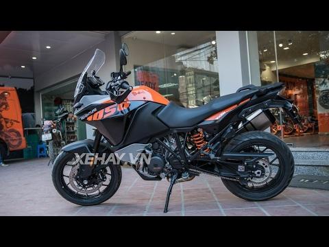 [XEHAY.VN] Cận cảnh KTM 1050 Adventure chính hãng ở Hà Nội